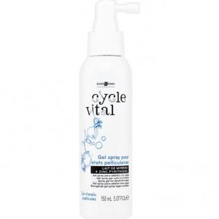 Cycle Vital (Здоровье) Гель-спрей против перхоти 150ml