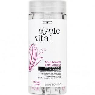 Cycle Vital (Живой цвет) Экспресс уход для окрашенных волос 12*12ml