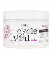 Cycle Vital Маска для окрашенных волос 500ml