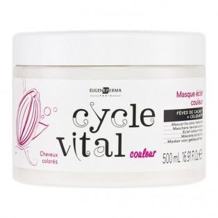 Cycle Vital (Живой цвет) Маска для окрашенных волос 500ml