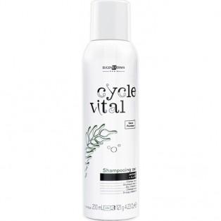 Cycle Vital Шампунь сухой для всех типов волос 200ml