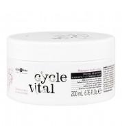 Cycle Vital Маска для сухих и поврежденных волос 200ml