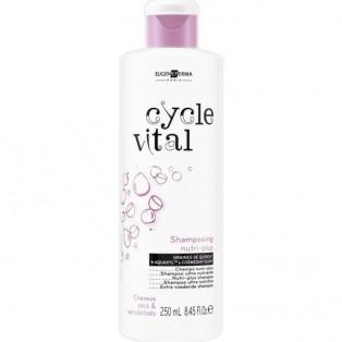 Cycle Vital (Питание) Шампунь для сухих и поврежденных волос 250ml