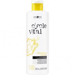 Cycle Vital (Очистка) Шампунь для жирных волос 250ml