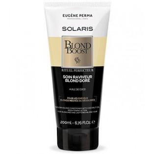 Solaris  Солярис Бальзам Восстанавливающий Блонд Золотистый