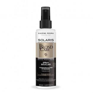 Solaris  Солярис  Спрей Термозащитный для всех типов Осветленных и Мелированных волос
