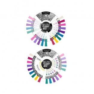 Blush Flashy Mix Clear Eugene Perma тонирующая краска для волос 100ml