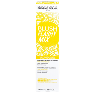 Blush Flashy Mix Yellow Eugene Perma тонирующая краска для волос 100ml