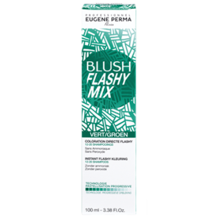 Blush Flashy Mix Green Eugene Perma тонирующая краска для волос 100ml