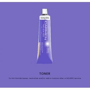 Carmen Patine тон-в-тон безамиачная крем-краска для волос 60ml