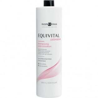 Equivital Шампунь после окрашивания волос для стабилизации цвета 1000ml