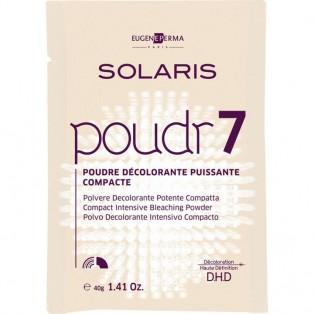 Solaris Пудра осветляющая интенсивная компактная №7 40g