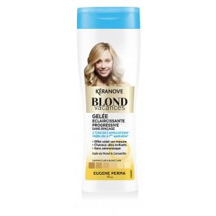 Keranove (Blond Vacances) Блонд Ваканс  Гель Эффект выгоревших на солнце  волоc Шатуш 125ml