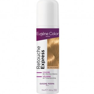 Eugene Color Retouche Express Blond Fonce Спрей ретушь