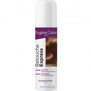 Eugene Color Retouche Express Marron Спрей ретушь