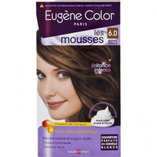 Eugene Color Краска-мусс для волос (цвета в ассорт.) 35+35ml