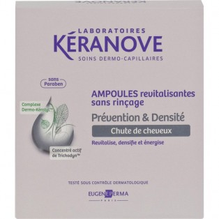 Keranove Средство против выпадения волос 5*10ml