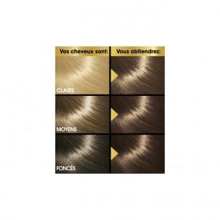 Перманентная крем-краска для волос Keranove Oleo Color №5*15 (светлый пепельный шатен)