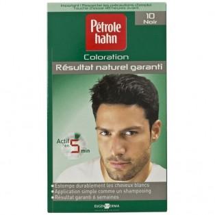Petrole Hahn Краска для волос для мужчин №10 (черный) 90ml