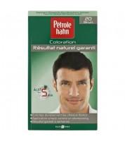 Petrole Hahn Краска для волос №20 (брюнет)
