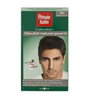 Petrole Hahn Краска для волос №30 (темный шатен)
