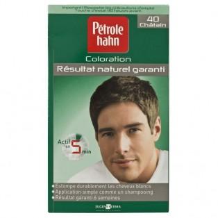 Petrole Hahn Краска для волос для мужчин №40 (шатен) 90ml