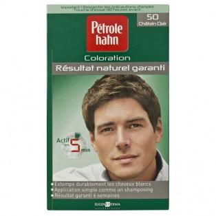 Petrole Hahn Краска для волос для мужчин №50 (светлый шатен) 90ml
