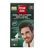 Petrole Hahn Краска-мусс для волос №40 (шатен)