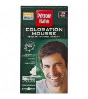 Petrole Hahn Краска-мусс для волос №30 (темный шатен)