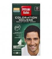 Petrole Hahn Краска-мусс для волос №20 (брюнет)